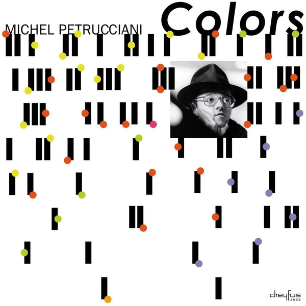 Michel Petrucciani - Colors Vinyl