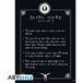 Death Note - Rules Small Poster - Image 2
