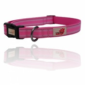 Long Paws Pink Comfort Collection Padded Collar M