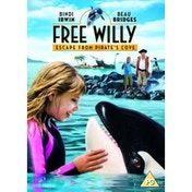 Free Willy Escape From Pirates Cove DVD