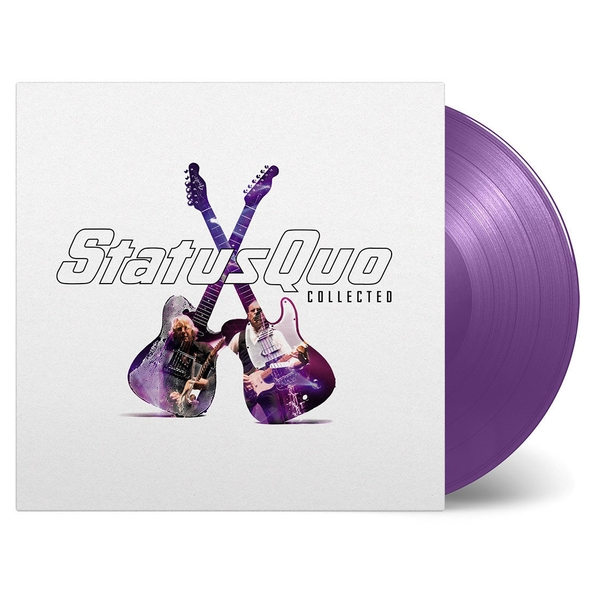 Status Quo - Collected Limited Edition Purple Vinyl