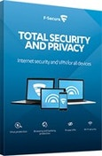 F-SECURE Total Security and Privacy 2year(s) Multilingual