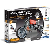 Clementoni Mechanics Lab Roadster and Dragster Scientific Kit