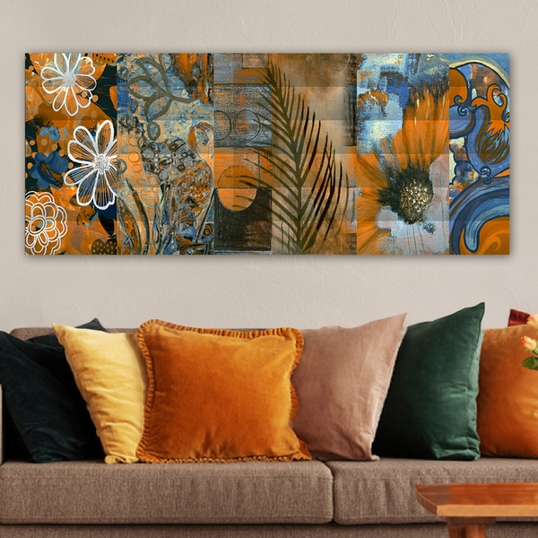 YTY480007270_50120 Multicolor Decorative Canvas Painting