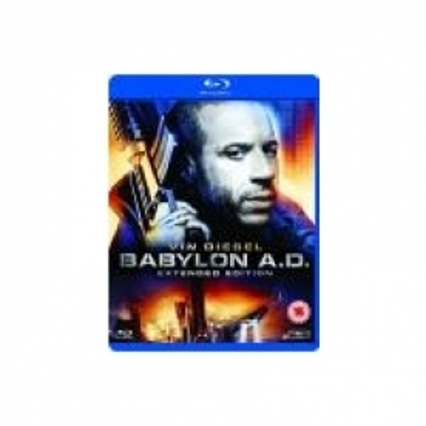 Babylon A.D. Blu-ray