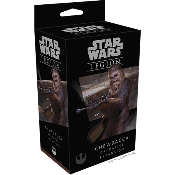 Star Wars Legion: Chewbacca Operative Expansion Board Game