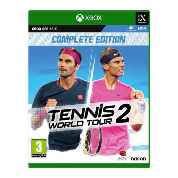 Tennis World Tour 2 Xbox Series X Game