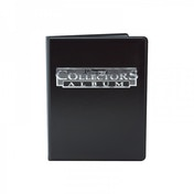 Ultra Pro 9-Pocket Black Collectors Portfolio