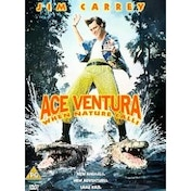 Ace Ventura - When Nature Calls DVD