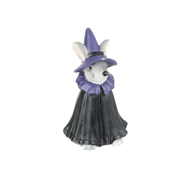 Resin Mouse Witch by Heaven Sends