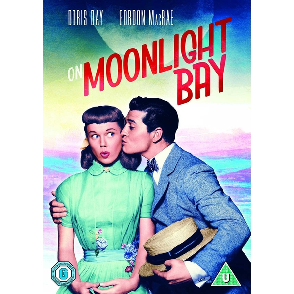 On Moonlight Bay DVD