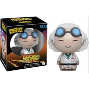 Dr. Emmett Brown (Back To The Future) Funko Dorbz Vinyl Figure