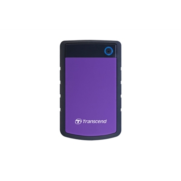 Transcend 4TB StoreJet2.5 inch H3P Portable HDD Purple