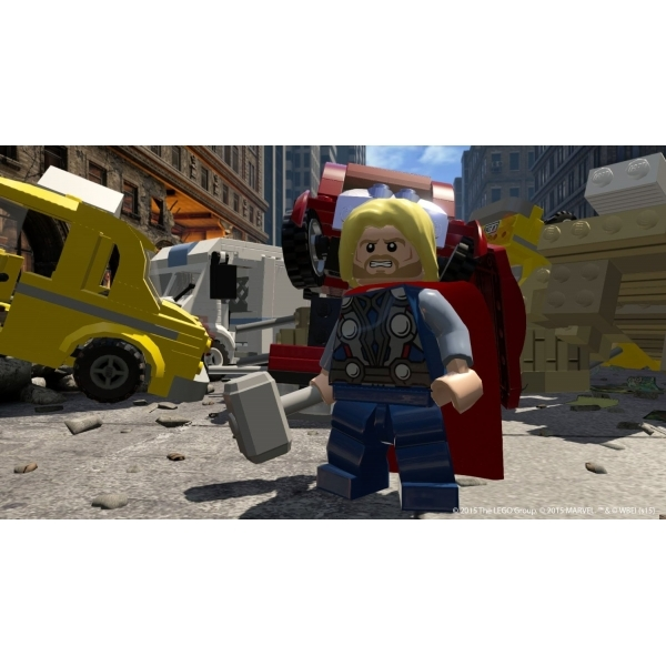 Lego Marvel Avengers PS3 Game - Image 3