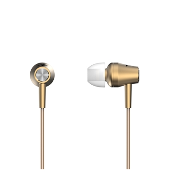 Genius HS-M360 In-Ear Headphones Metalic Gold
