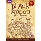 Blackadder Goes Forth Remastered DVD