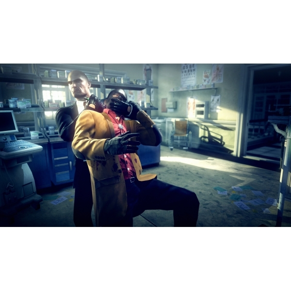 Hitman Absolution Professional Edition Game Xbox 360 - Image 7