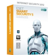 ESET Smart Security V5 1 User 1 Year PC