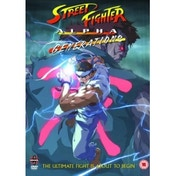 Street Fighter Alpha Generations DVD