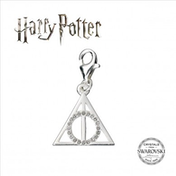 Deathly Hallows Clip on Charm