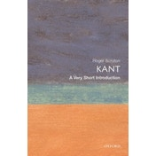 Kant: A Very Short Introduction by Roger Scruton (Paperback, 2001)