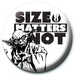 Star Wars - Size Matters Not Badge - Image 2