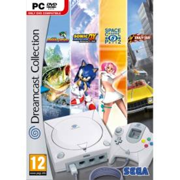 Sega Dreamcast Collection Game PC