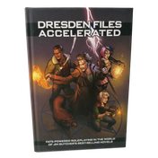 Dresden Files Accelerated RPG