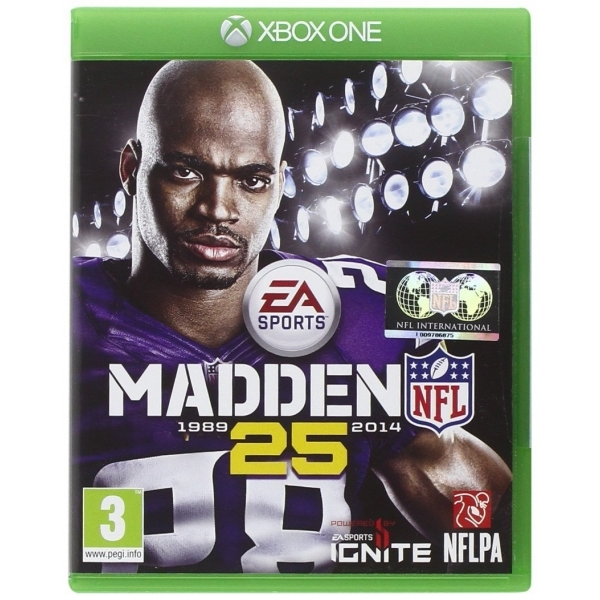 Madden NFL 25 Game Xbox One