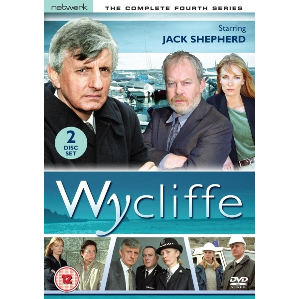wycliffe - the complete fourth series DVD