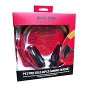 Angry Birds Deluxe Twin Channel Headset PS3