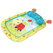 Bright Starts Tiny Turtle & Friends Prop & Play Mat