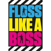 Battle Royale - Floss Like A Boss Maxi Poster