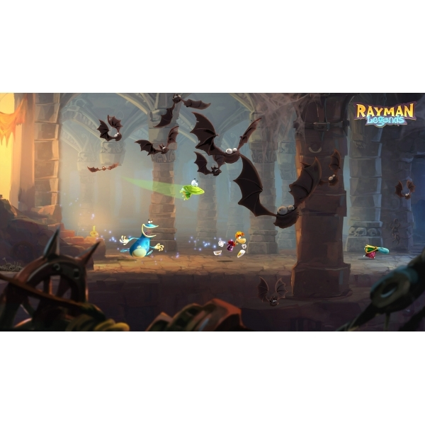 Rayman Legends Game Wii U - Image 3