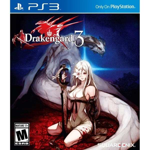 Drakengard 3 PS3 Game