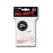 Pro Matte Small White DPD Case of 10