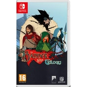 The Banner Saga Trilogy Nintendo Switch Game