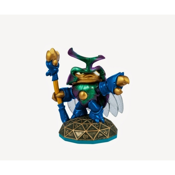 Dune Bug (Skylanders Swap Force) Magic Character Figure - Image 3