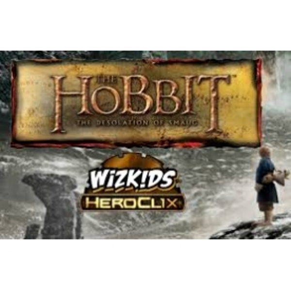 The Hobbit Desolation of Smaug Gravity Feed Case of 24