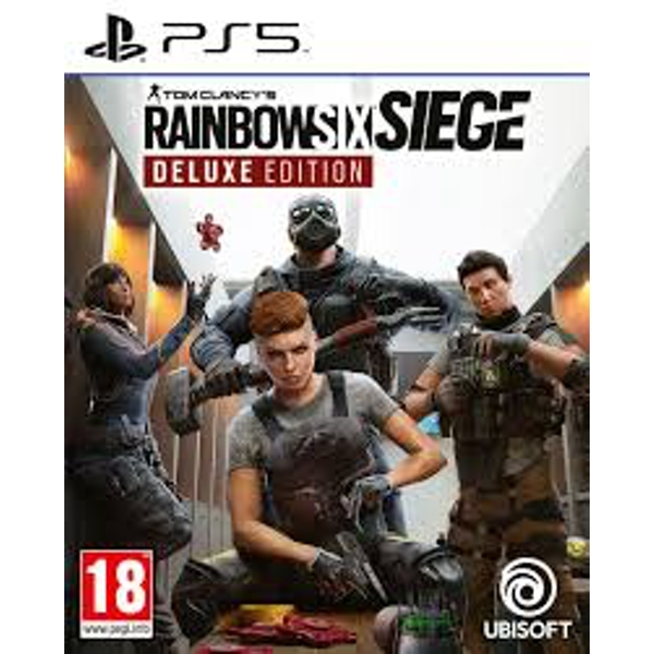 Tom Clancy's Rainbow Six Siege Year 6 Deluxe Edition PS5 Game