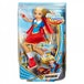 Ex-Display DC Super Hero Super Girl 12 Inch Action Doll Used - Like New - Image 3