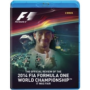 2014 FIA Formula One World Championship The Official Review Blu-ray