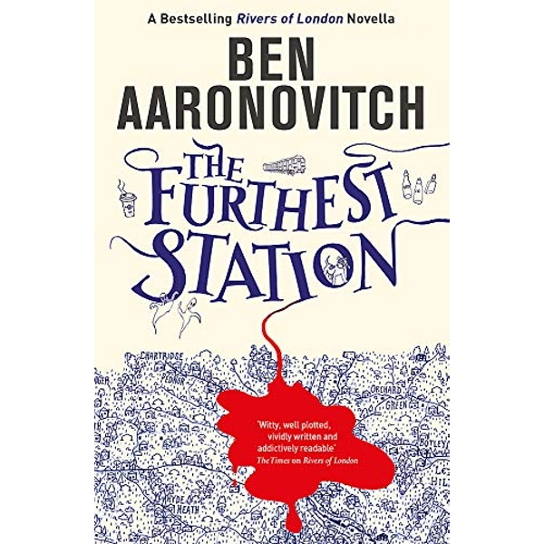 The Furthest Station a PC Grant Novella by Ben Aaronovitch (Paperback 2018)