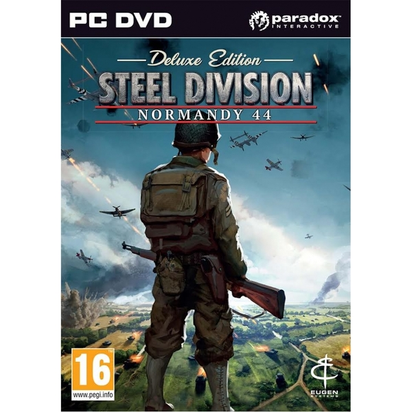 Steel Division Normandy 44 Deluxe Edition PC Game