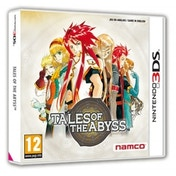 Tales of the Abyss Game 3DS