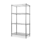 4 Tier Shelving Unit | M&W