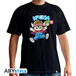 Dr Slump - Arale & Gacchan Men's Large T-Shirt - Black - Image 2