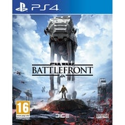 Star Wars Battlefront PS4 Game (with early access to the Battle of Jakku DLC)