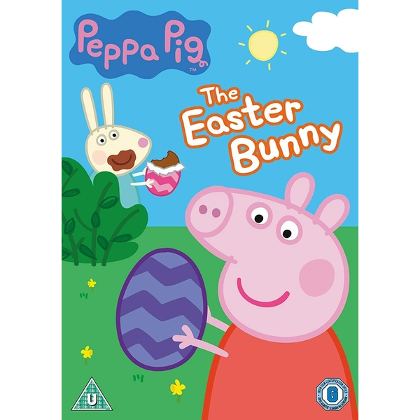 Peppa Pig – The Easter Bunny DVD