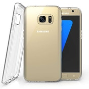 Caseflex Samsung Galaxy S7 Reinforced TPU Gel Case - Clear